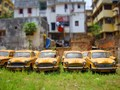 Kolkota Taxi Cab