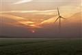 Windmill-dawn