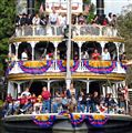 Mark Twain Riverboat at Disney