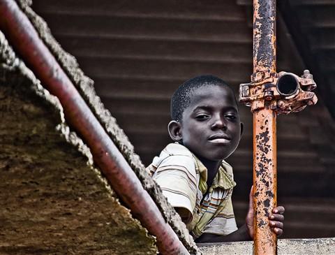 afro kid 1