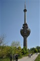 TV tower on Fruska Gora