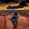 Horseshoe Bend Sunset -4669