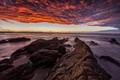 Kirra Sunset