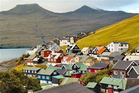 Kvivik, Faroes Islands
