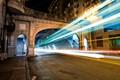 Stockton Street Tunnel Lights