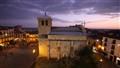 Panoramic church