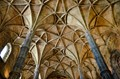 Delicate gothic arches