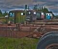 rear view trucks