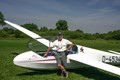 This is a sailplane I used to ride when I was young.