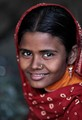 West Bengali smile