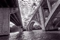 Under Bridges, Lake Tillery, NC