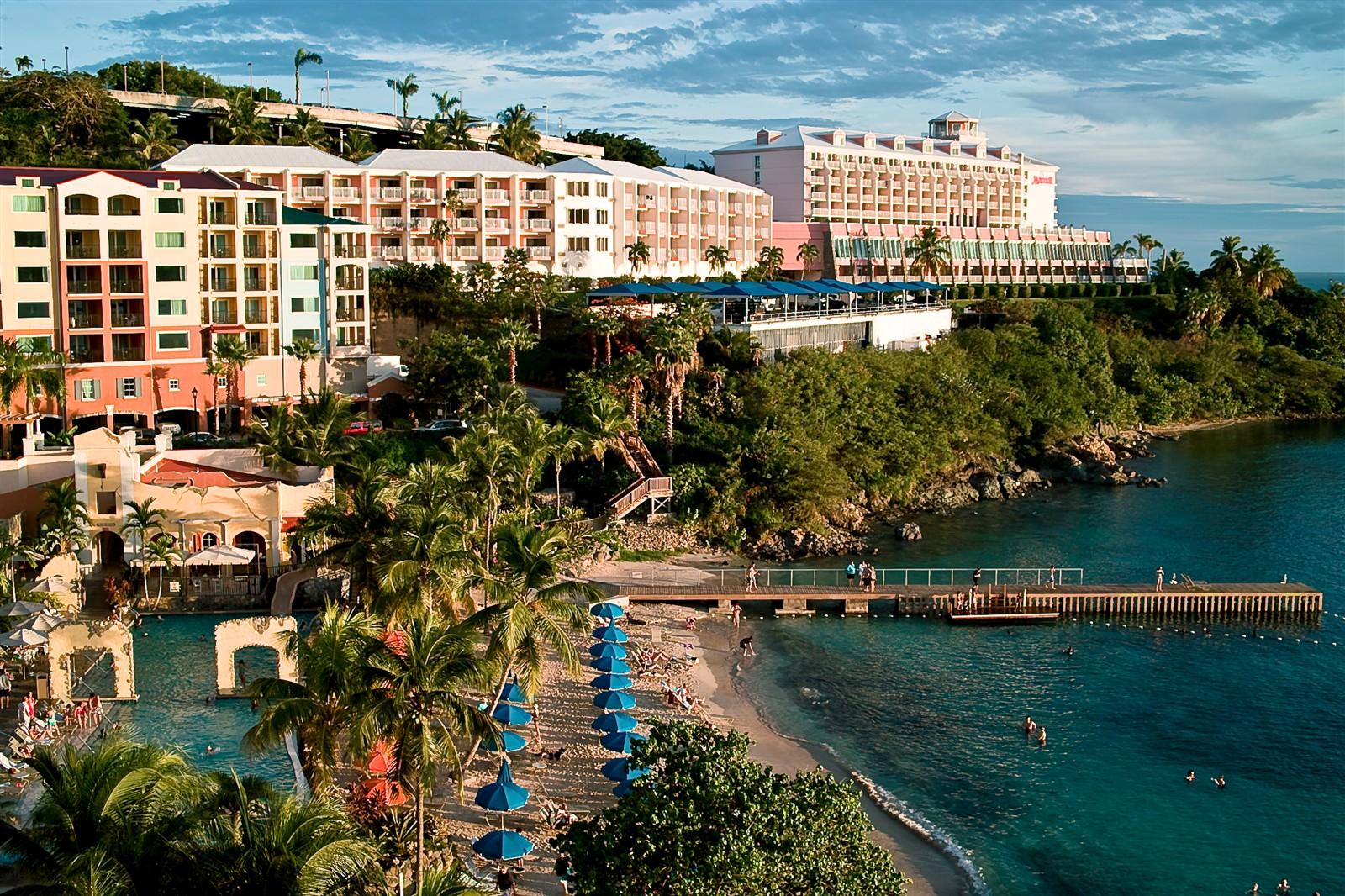 St Thomas Virgin Islands Marriott Reviews