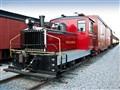 Strasburg Train