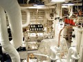 Engine Room - Royal Yacht Brittania