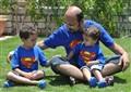Triple Superman