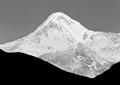 Mount Kazbek (Kaukasus)