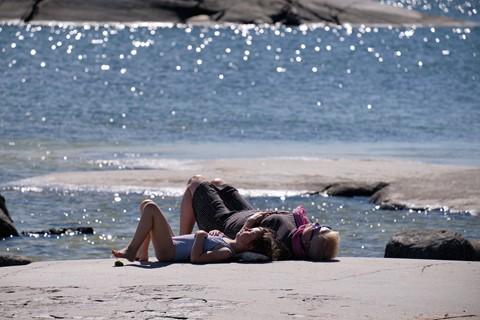 Hanko Beach 2