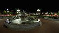 Late evening picture taking at the town center of Westfield, MA