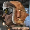 Head and face protections RAF