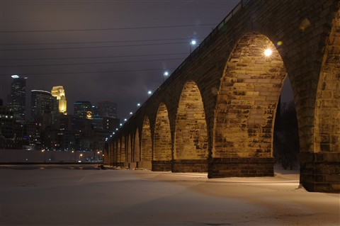 Stone Arch Bridge - 26