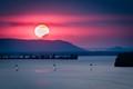 Lake Onalaska Sunset
