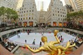 Rockfeller Center Ice Rink