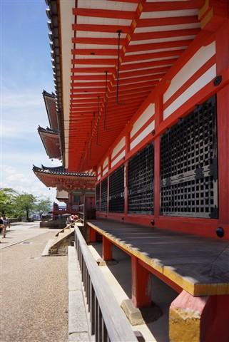 Kiyomizu-dera : Clear Water Temple