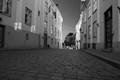 Back streets of Tallinn