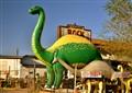 Holbrook AZ Rock Shop Dinosaurs