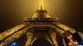 Paris Landmark, in London Fog