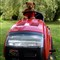 04 So got on his big red tractor and cut the grass...