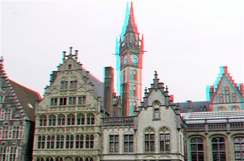 Graslei Gent 3D