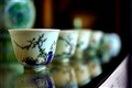 Traditional Chinese Tea Cups