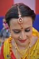 An Assamese Bride with Traditional Assamese Costumes