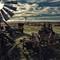 Rush Vertical landscape treatment-