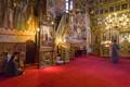 Inside an Orthodox Monastery in Romania