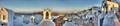 santorini sunrise