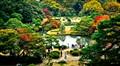 Rikugien Garden, Tokyo