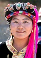 Tibetian Young Lady