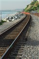RR tracks, San Clemente, Ca.