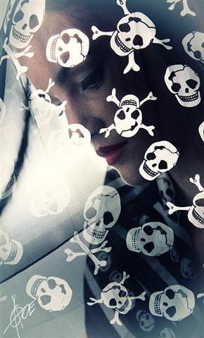 Ana Skully girl 02
