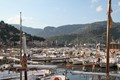 Yachts at Port de Soller - Mallorca - Spain