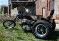Custom Honda Trike
