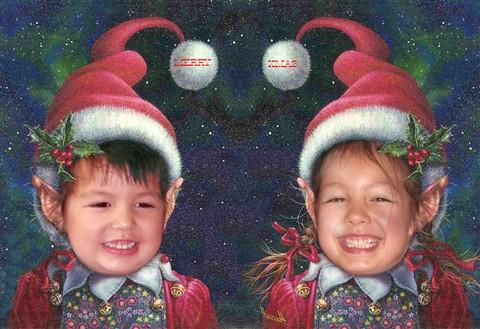2005 merry xmas card 2