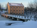 Watson's Mill on Rideau River