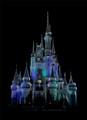 Cinderella Castle at Night, Orlando