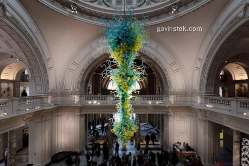 Foyer Museum Reviews : London v a museum foyer gavin stok galleries digital