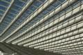 guillemins luik build by Calatrava