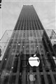 ...the APPLE store at 5th ave. manhattan ny...