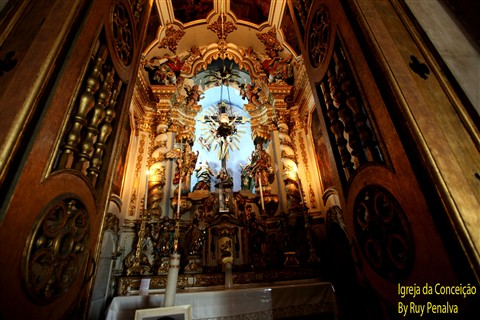 Interior da Igreja-2